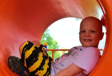 You Can Help Kids With Cancer!